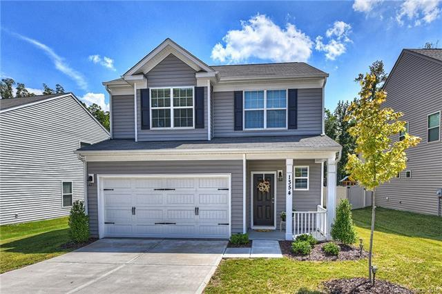 1354 Soothing Court NW #84, Concord, NC 28027 (#3431736) :: Robert Greene Real Estate, Inc.