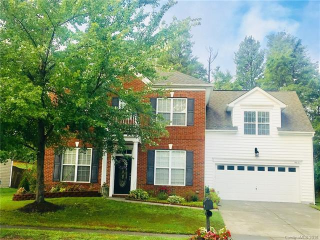 9427 Swallow Tail Lane, Charlotte, NC 28269 (#3431741) :: High Performance Real Estate Advisors