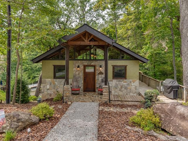 104 Edwards Point, Lake Lure, NC 28746 (#3431991) :: DK Professionals Realty Lake Lure Inc.
