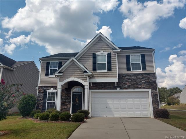 1402 Moss Creek Drive, Harrisburg, NC 28075 (#3432435) :: Team Honeycutt