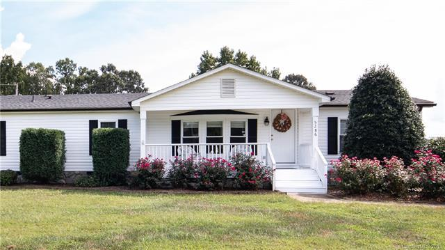 5286 Christopher Road, Iron Station, NC 28080 (#3432546) :: Exit Mountain Realty