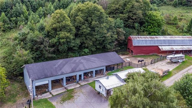50 Riding High Road, Waynesville, NC 28785 (#3432708) :: Odell Realty
