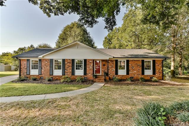 4201 Maypole Court, Charlotte, NC 28205 (#3432926) :: Stephen Cooley Real Estate Group