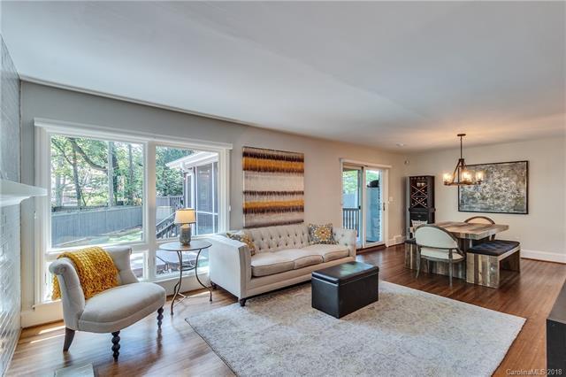 2821 Sunset Drive, Charlotte, NC 28209 (#3433432) :: Cloninger Properties