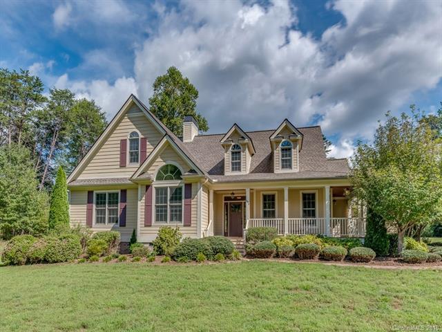 498 Red Fox Circle, Tryon, NC 28782 (#3433525) :: Puffer Properties
