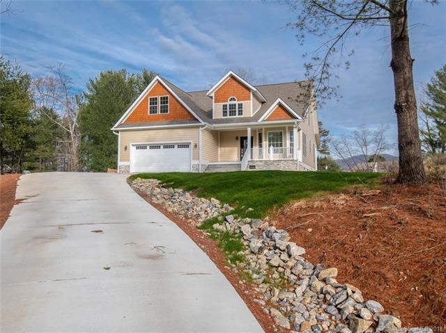 25 Hermitage Lane, Weaverville, NC 28787 (#3433858) :: Exit Mountain Realty