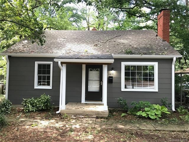 1109 Briar Creek Road, Charlotte, NC 28205 (#3433859) :: The Temple Team