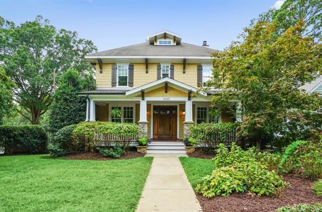 2420 Kenmore Avenue, Charlotte, NC 28204 (#3434607) :: Washburn Real Estate