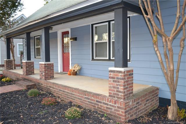 609 Charles Avenue, Charlotte, NC 28205 (#3434883) :: MECA Realty, LLC
