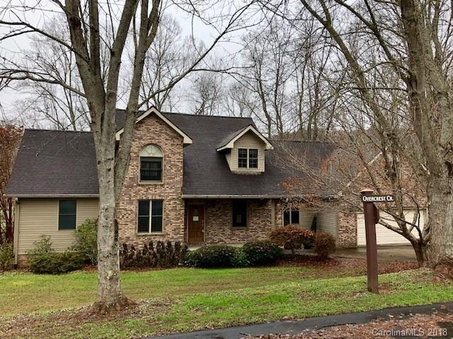 11 Overcrest Circle, Brevard, NC 28712 (#3435159) :: Puma & Associates Realty Inc.
