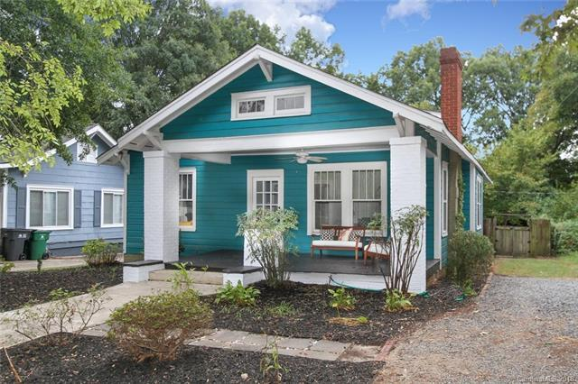 1600 Mimosa Avenue, Charlotte, NC 28205 (#3435214) :: The Temple Team