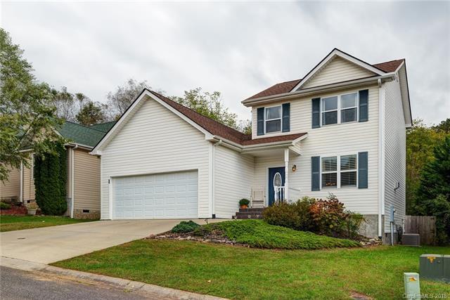 92 Woodcreek Circle, Swannanoa, NC 28778 (#3435645) :: High Performance Real Estate Advisors
