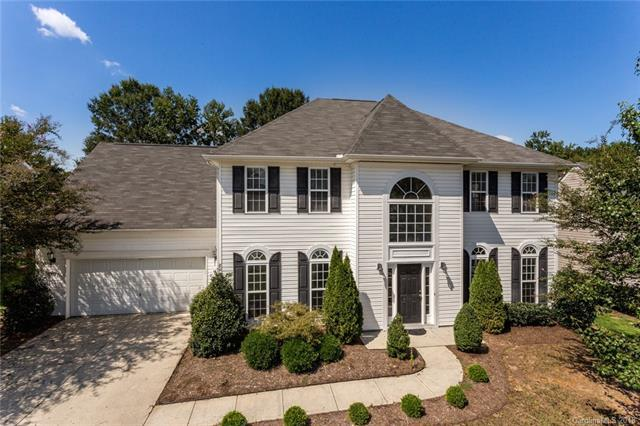 2523 Sandy Ridge Lane, Matthews, NC 28105 (#3436528) :: The Premier Team at RE/MAX Executive Realty