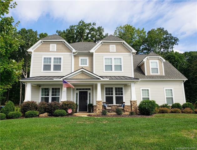 1115 Kinder Oak Drive, Indian Trail, NC 28079 (#3436581) :: Odell Realty