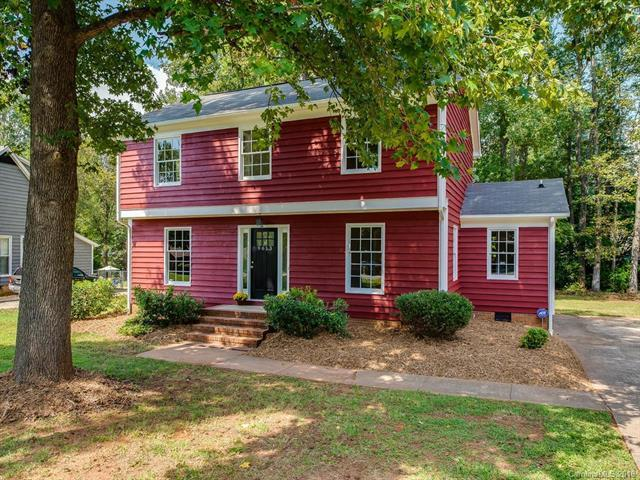 9613 Hannon Road, Mint Hill, NC 28227 (#3436584) :: High Performance Real Estate Advisors