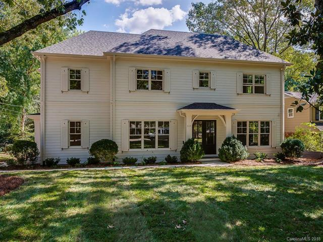 324 Wonderwood Drive, Charlotte, NC 28211 (#3436774) :: Robert Greene Real Estate, Inc.