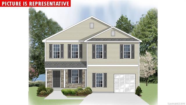 5417 Tumbling Brook Lane Lot 40, Charlotte, NC 28216 (#3437407) :: MartinGroup Properties