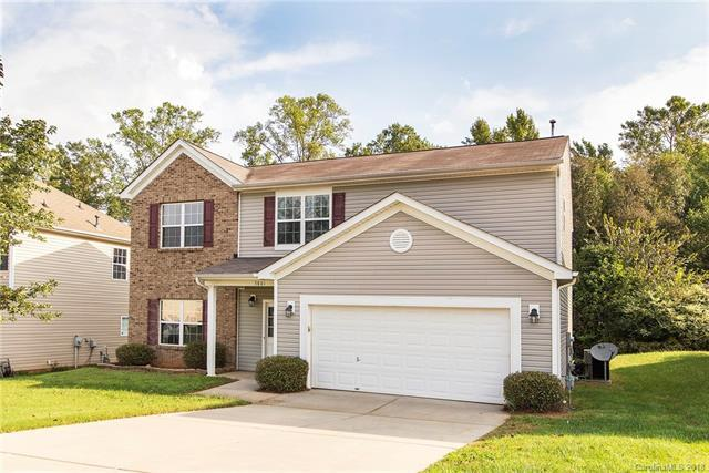 3801 Caldwell Ridge Parkway, Charlotte, NC 28213 (#3437727) :: Rowena Patton's All-Star Powerhouse