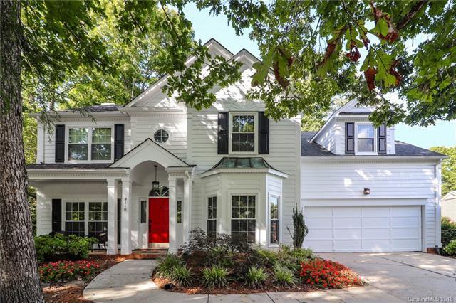 9116 Magnolia Estates Drive #69, Cornelius, NC 28031 (#3437949) :: Odell Realty