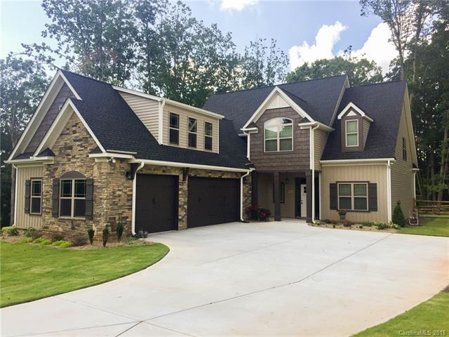 140 Hawks Landing Drive #8, Troutman, NC 28166 (#3439434) :: Mossy Oak Properties Land and Luxury
