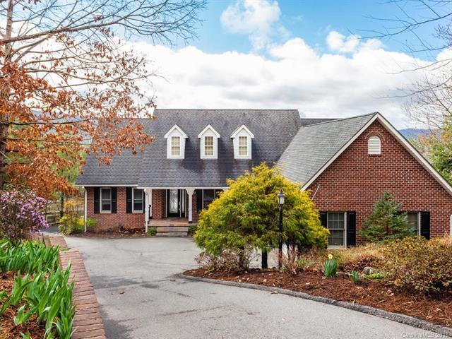 50 Hillcrest Drive, Weaverville, NC 28787 (#3439475) :: Puffer Properties