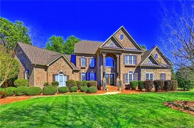 9200 Skipaway Drive, Waxhaw, NC 28173 (#3439745) :: LePage Johnson Realty Group, LLC