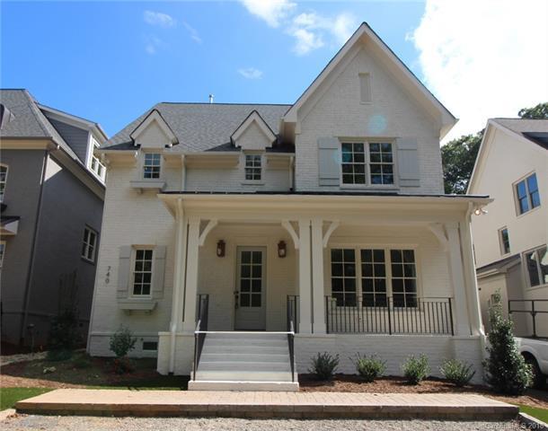 740 Ellsworth Road #45, Charlotte, NC 28211 (#3440168) :: Odell Realty