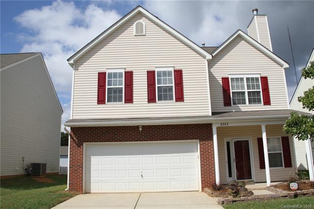 8323 Cozen Way, Charlotte, NC 28215 (#3440219) :: LePage Johnson Realty Group, LLC