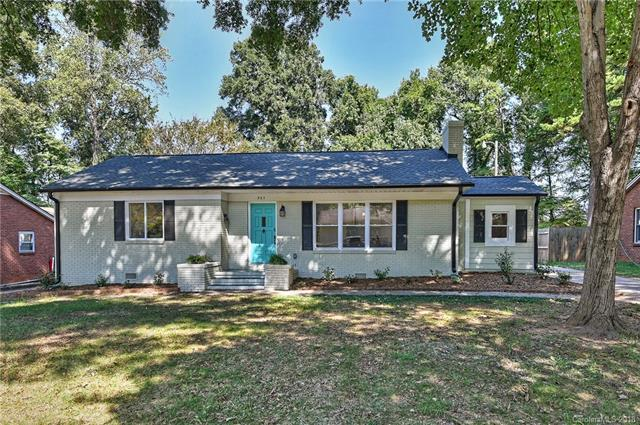 961 Hickory Nut Street, Charlotte, NC 28205 (#3440320) :: Stephen Cooley Real Estate Group