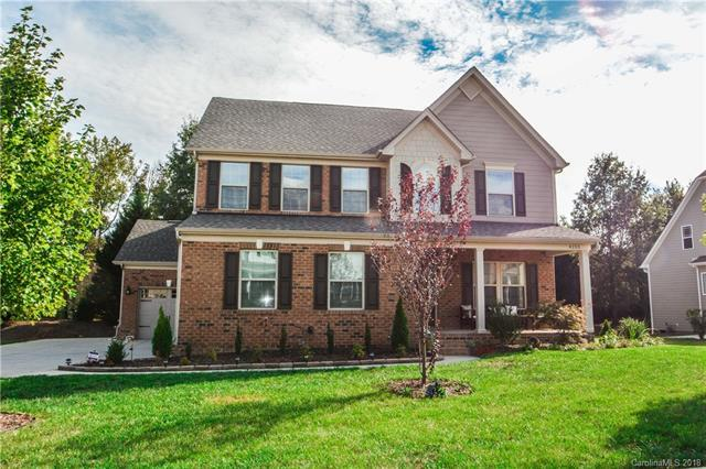 4155 Green Park Court, Harrisburg, NC 28075 (#3440402) :: Roby Realty