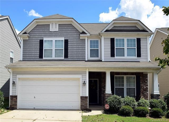 1007 Forestway Court, Indian Trail, NC 28079 (#3440433) :: Exit Mountain Realty