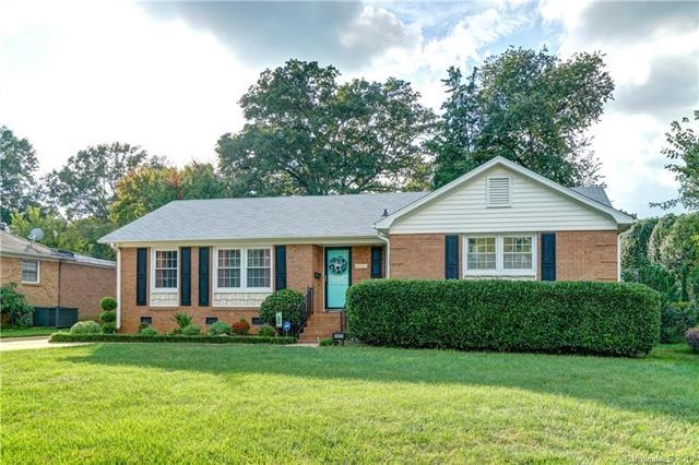 4923 Carriage Drive Circle, Charlotte, NC 28205 (#3440540) :: Stephen Cooley Real Estate Group