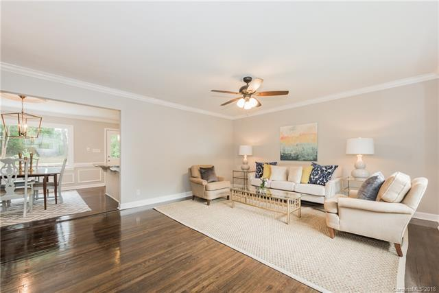 1001 Nancy Drive, Charlotte, NC 28211 (#3440586) :: Odell Realty