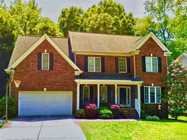 17011 Hampton Trace Road, Huntersville, NC 28078 (#3441145) :: Exit Mountain Realty