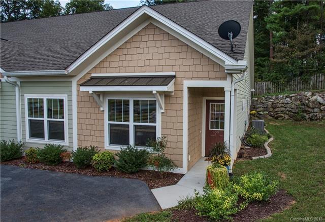 59 Fox Briar Drive #4, Fletcher, NC 28732 (#3441605) :: Odell Realty