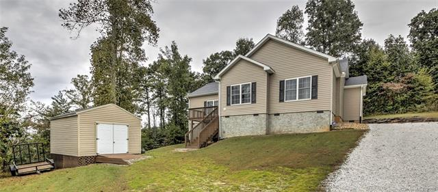 509 Hudgins Road, Hendersonville, NC 28792 (#3441708) :: Exit Mountain Realty