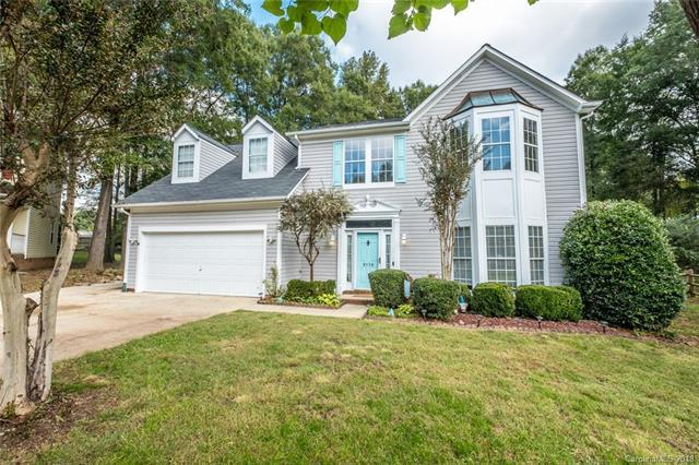 9136 Whittel Place, Charlotte, NC 28216 (#3441935) :: Miller Realty Group