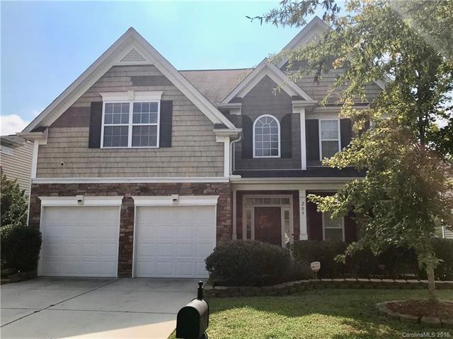 209 Minitree Lane, Charlotte, NC 28214 (#3441942) :: Scarlett Real Estate