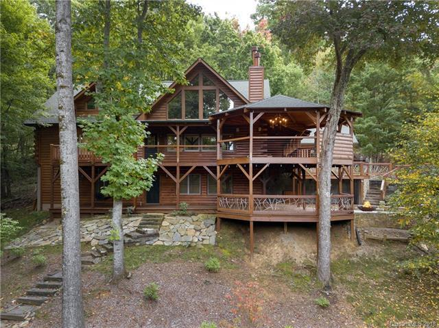 1392 Tawodi Trail B37, Maggie Valley, NC 28751 (#3442058) :: Stephen Cooley Real Estate Group