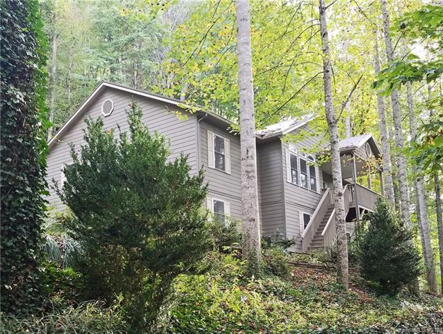 7 Higel Lane, Maggie Valley, NC 28751 (#3442232) :: Exit Mountain Realty