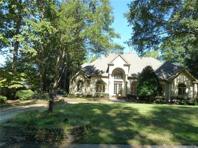 4732 Old Course Drive, Charlotte, NC 28277 (#3442523) :: High Performance Real Estate Advisors