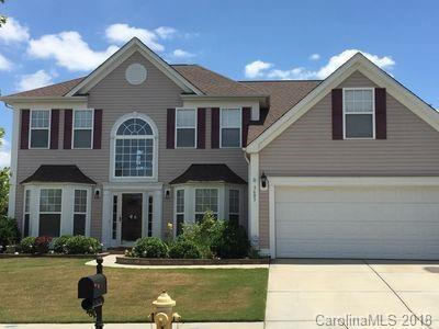 3603 Grovecreek Pond Drive SW, Concord, NC 28027 (#3442551) :: Exit Mountain Realty