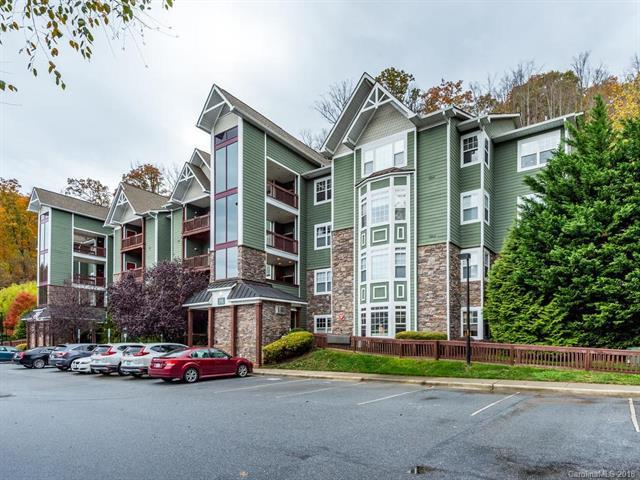 2000 Olde Eastwood Village Boulevard C207, Asheville, NC 28803 (#3442962) :: Exit Mountain Realty