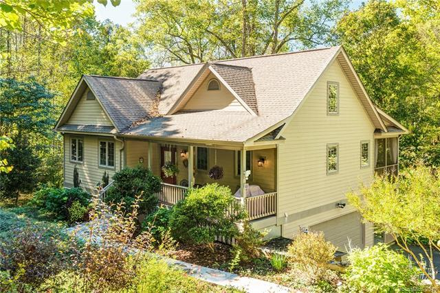 145 Carter Cove Road, Asheville, NC 28804 (#3443271) :: Puffer Properties