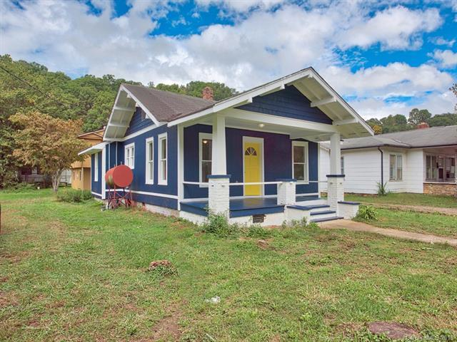 620 Smathers Street, Waynesville, NC 28786 (#3443308) :: Rinehart Realty