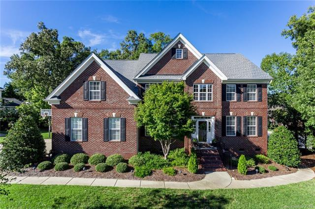 11019 Persimmon Creek Drive, Mint Hill, NC 28227 (#3443548) :: The Elite Group