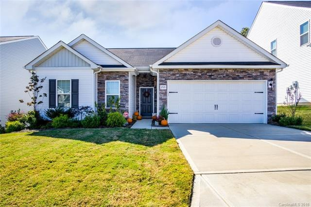 2521 Meadow Crossing Drive, Dallas, NC 28034 (#3443790) :: TeamHeidi®