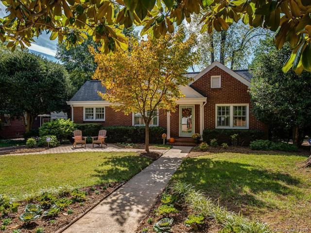 2212 Dilworth Road W, Charlotte, NC 28203 (#3443860) :: High Performance Real Estate Advisors