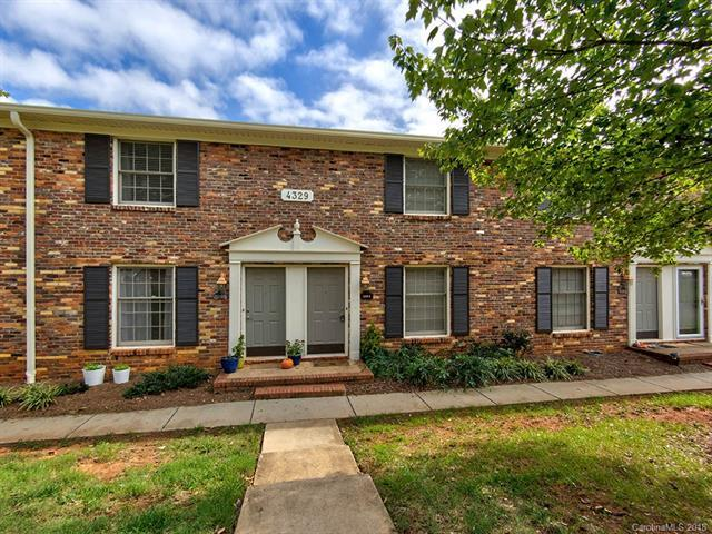 4329 Hathaway Street E, Charlotte, NC 28211 (#3444055) :: RE/MAX Four Seasons Realty