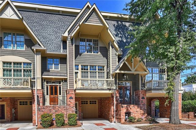 1028 Oriole Street, Charlotte, NC 28203 (#3444113) :: High Performance Real Estate Advisors